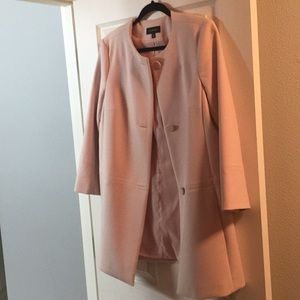 Talbots trench coat size 10